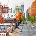 ny just a dream <span>photo on dibond </span>