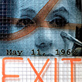 exit marilyn <span>photo  on armoured glass</span>